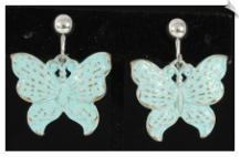 Clip Earrings - Fashion (SKU: SOL6318)