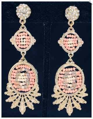 Clip Earrings - Fashion