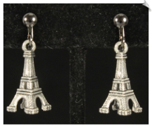 Clip Earrings - Fashion (SKU: SOL6442)