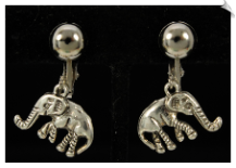 Clip Earrings - Fashion (SKU: SOL6504)