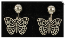 Clip Earrings - Fashion (SKU: SOL6505)
