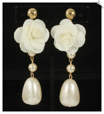 Clip Earrings - Fashion (SKU: SOL6582)