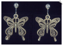 Clip Earrings - Fashion (SKU: SOL6654)