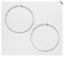 Clip Earrings - Hoops (SKU: SOL6705)