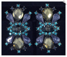 Clip On Earrings - Fashion (SKU: SOL4584)