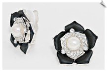 Clip Earrings - Fashion (SKU: SOL6046)