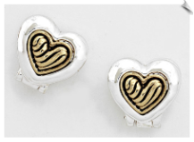 Clip Earrings - Fashion (SKU: SOL6044)