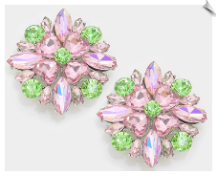 Clip Earrings - Fashion Classic (SKU: SOL6100)