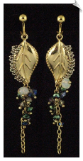 Clip Earrings - Fashion (SKU: SOL6248)