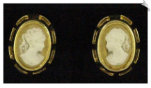 Clip Earrings - Classic (SKU: SOL5209)