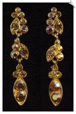Clip On Earrings - Chandelier (SKU: SOL1581)