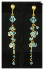 Clip Earrings - Fashion (SKU: SOL6675)