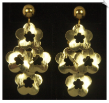 Clip Earrings - Fashion (SKU: SOL6701)