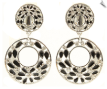 Clip On Earrings - Fashion (SKU: SOL6239)