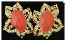 Clip On Earrings - Fashion Classic (SKU: SOL4047)