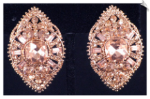 Clip On Earrings - Fashion (SKU: SOL4234)
