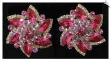 Clip On Earrings - Fashion Classic (SKU: SOL4372)