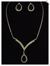 Necklace Set - Glamour (SKU: SOL4641)