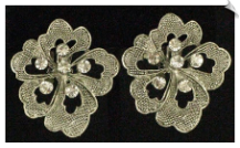 Clip On Earrings - Fashion Classic (SKU: SOL4995)