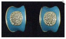 Clip On Earrings - Fashion Classic (SKU: SOL5027)