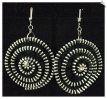Clip On Earrings - Fashion (SKU: SOL5067)