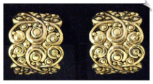 Clip On Earrings - Classic (SKU: SOL5482)