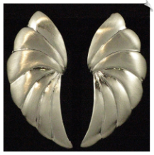 Clip Earrings - Modern (SKU: SOL5569)