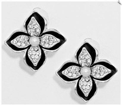 Clip Earrings - Fashion Classic
