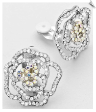 Clip Earrings - Fashion (SKU: SOL5948)