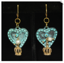 Clip Earrings - Fashion (SKU: SOL6030)