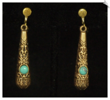 Clip Earrings - Fashion (SKU: SOL6138)