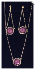 Necklace Set - Gold (SKU: SOL6182)