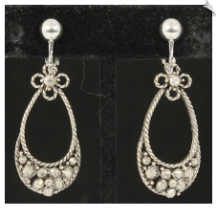 Clip Earrings - Fashion (SKU: SOL6396)
