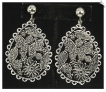 Clip Earrings - Fashion (SKU: SOL6518)