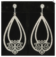 Clip Earrings - Fashion (SKU: SOL6540)
