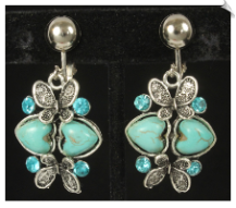 Clip Earrings - Fashion (SKU: SOL6571)