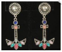 Clip Earrings - Fashion (SKU: SOL6572)