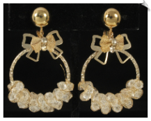Clip Earrings - Fashion (SKU: SOL6583)