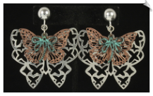 Clip Earrings - Fashion (SKU: SOL6640)