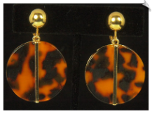 Clip Earrings - Fashion (SKU: SOL6659)