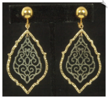 Clip Earrings - Fashion (SKU: SOL6720)