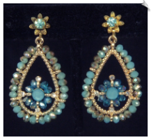 Clip Earrings - Fashion (SKU: SOL6721)