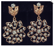 Clip Earrings - Fashion (SKU: SOL6751)