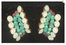 Clip Earrings - Fashion (SKU: SOL6835)
