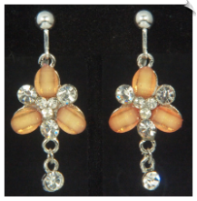 Clip Earrings - Fashion (SKU: SOL6872)