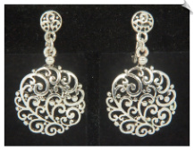 Clip Earrings - Fashion (SKU: SOL6883)