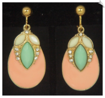 Clip Earrings - Fashion (SKU: SOL6899)
