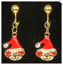 Clip Earrings - Fashion (SKU: SOL6940)