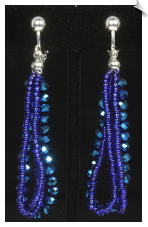 Clip Earrings - Fashion (SKU: SOL6949)
