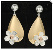 Clip Earrings - Fashion (SKU: SOL6960)